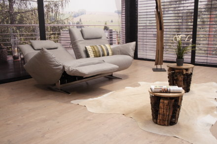 Koinor KOINOR Modell Exo Sofa in Leder A India asphalt