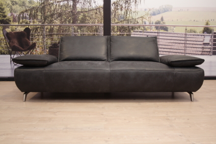 koinor modell volt1211 sofa b1 in leder a india omega outlet. Black Bedroom Furniture Sets. Home Design Ideas