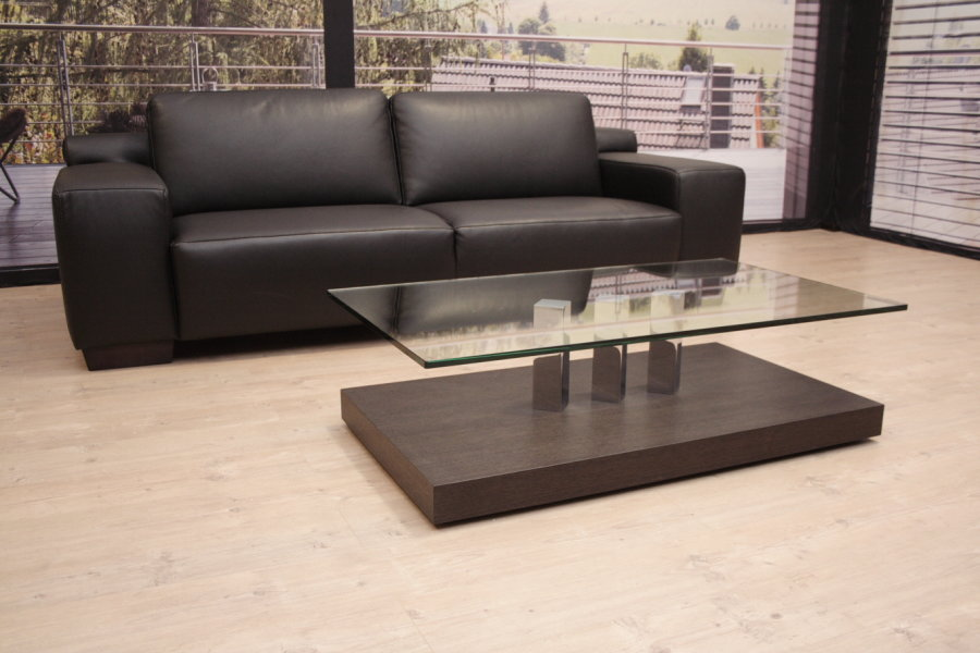 couchtisch modell k413 auf rollen einzelst ck outlet gera. Black Bedroom Furniture Sets. Home Design Ideas