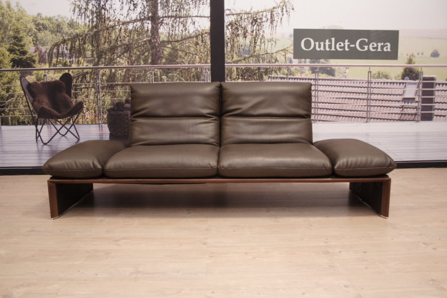 Koinor KOINOR Modell Harriet Sofa BH in Leder braun
