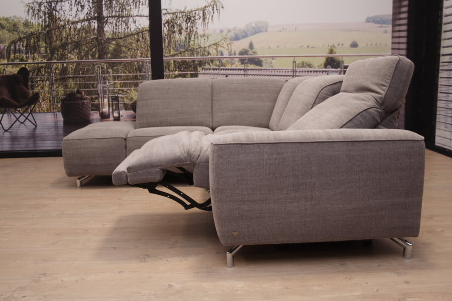 K w modell 7229 garnitur in stoff 905 75 einzelst ck ebay for Ecksofa 230 breit