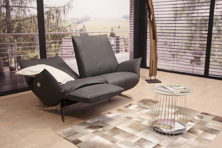 koinor modell evita sofa in leder a india omega ebay. Black Bedroom Furniture Sets. Home Design Ideas