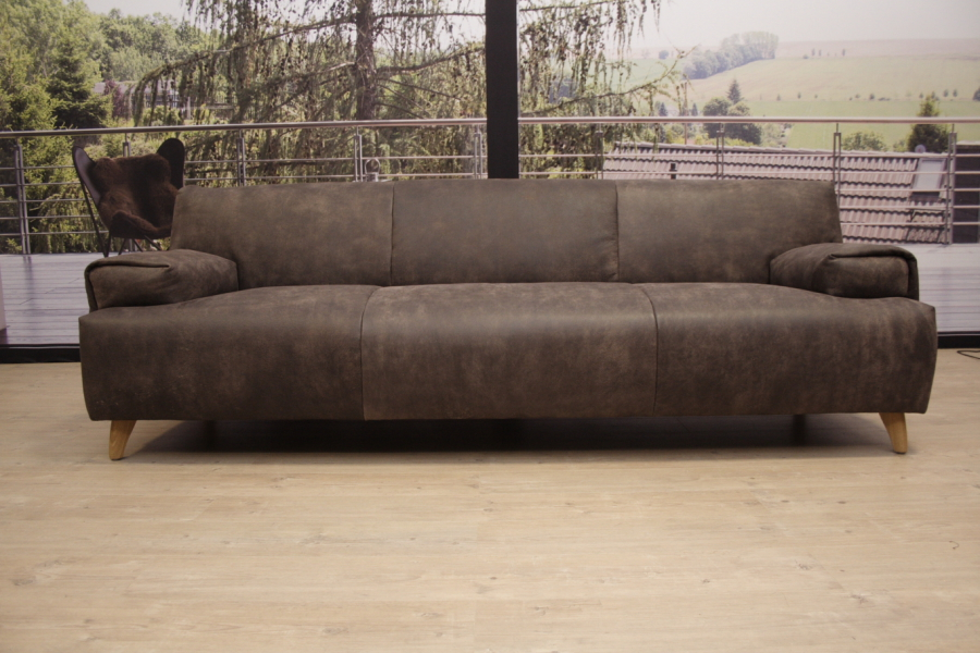 koinor modell gulliver sofa c in leder a india goa ebay. Black Bedroom Furniture Sets. Home Design Ideas