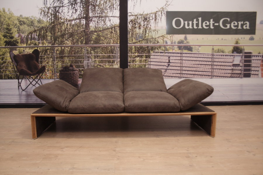 Koinor KOINOR Modell Harriet Sofa BH in Leder A India goa