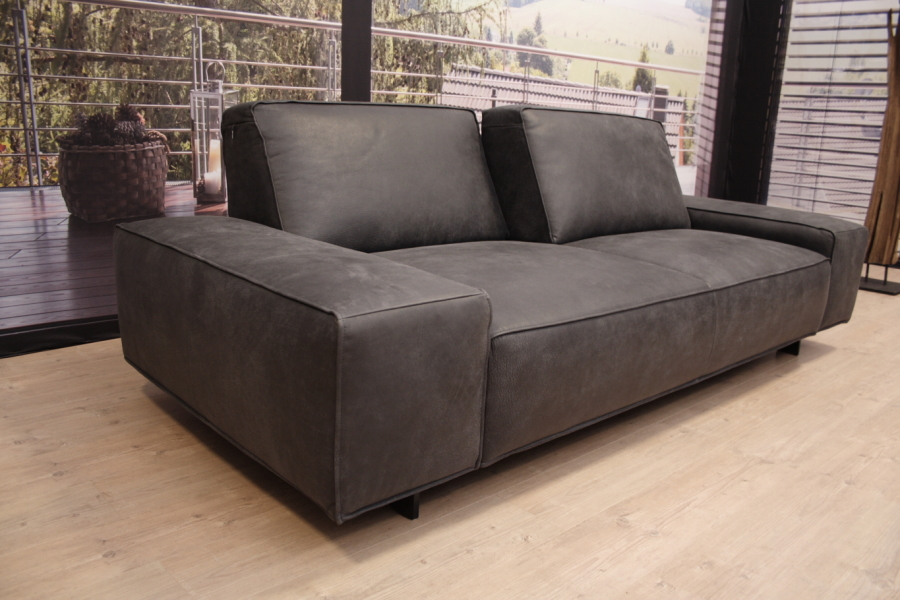 koinor modell mac sofa cx in leder a india omega ebay. Black Bedroom Furniture Sets. Home Design Ideas