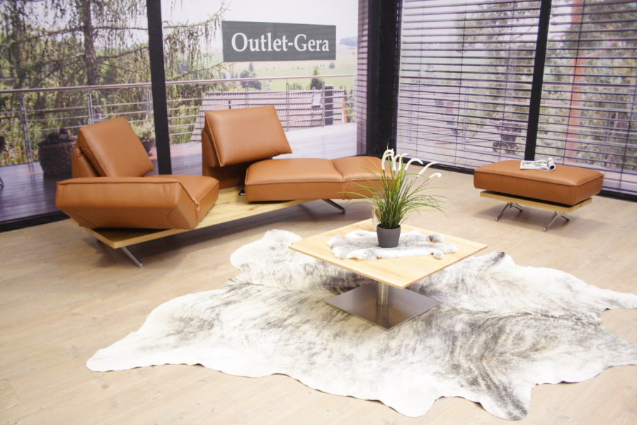 Koinor Modell Phonix Sofa In Leder A Sherry Outlet Gera