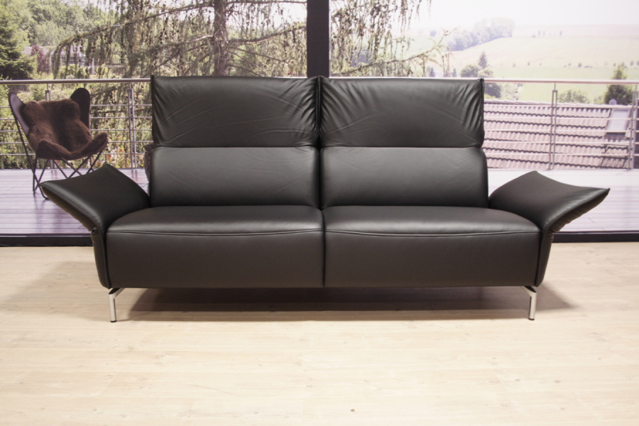 koinor modell vanda sofa d in leder b spot einzelst ck ebay. Black Bedroom Furniture Sets. Home Design Ideas