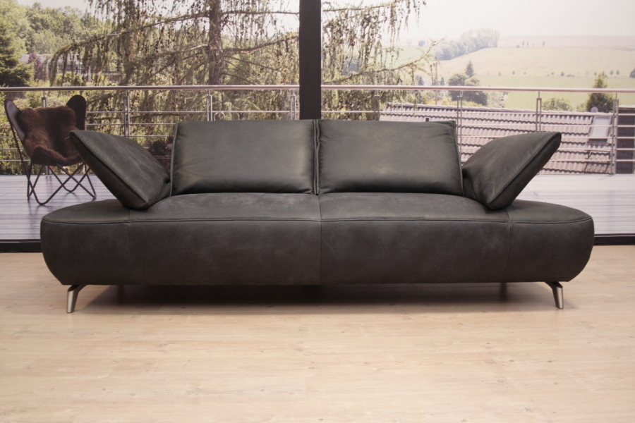 koinor modell volta sofa b1 in leder a india omega ebay. Black Bedroom Furniture Sets. Home Design Ideas