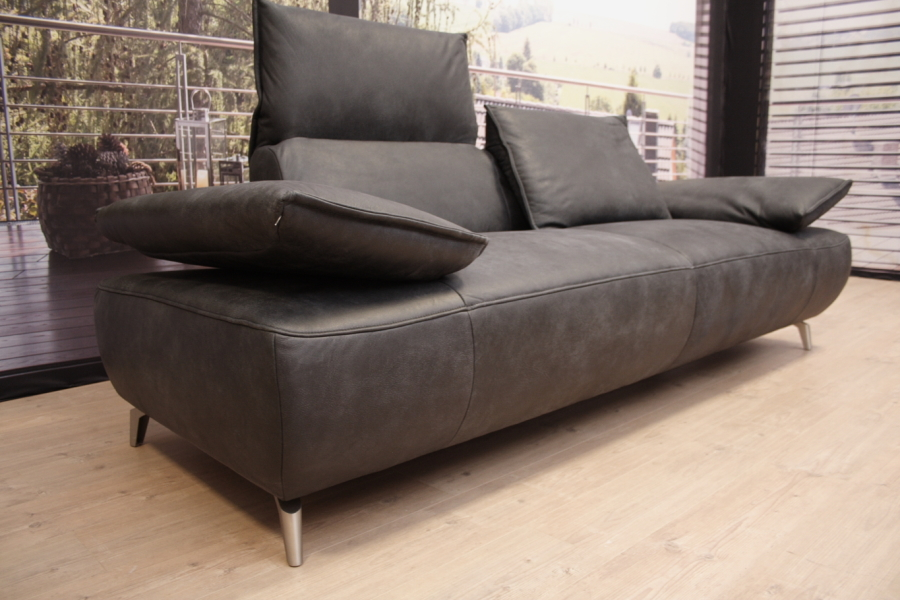 koinor modell volta sofa b1 in leder a india omega outlet. Black Bedroom Furniture Sets. Home Design Ideas