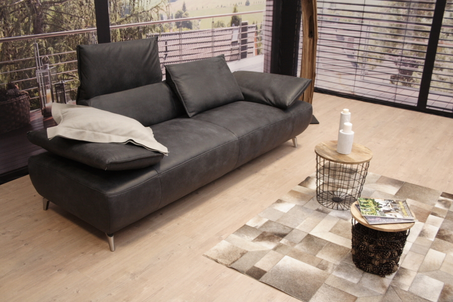 Couchgarnituren Leder koinor modell volta sofa b1 in leder a india omega outlet