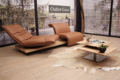 Koinor KOINOR Modell EPOS 2 Sofa C in Leder A Soft sherry