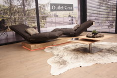 Koinor KOINOR Modell EPOS 3 Sofa in Leder A toffee
