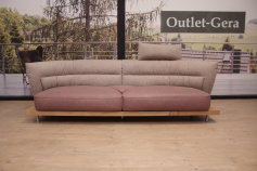 Koinor KOINOR Sofa CX Modell Pepe in Leder A india plum